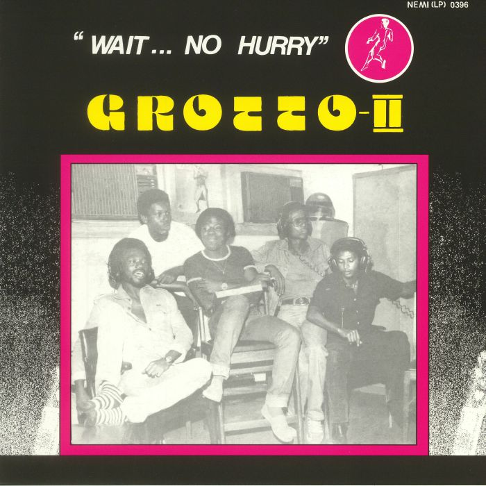GROTTO - Wait É no hurry - LP