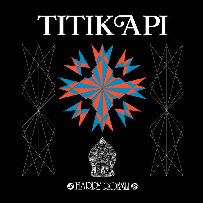 HARRY ROESLI - Titikapi - LP x 2