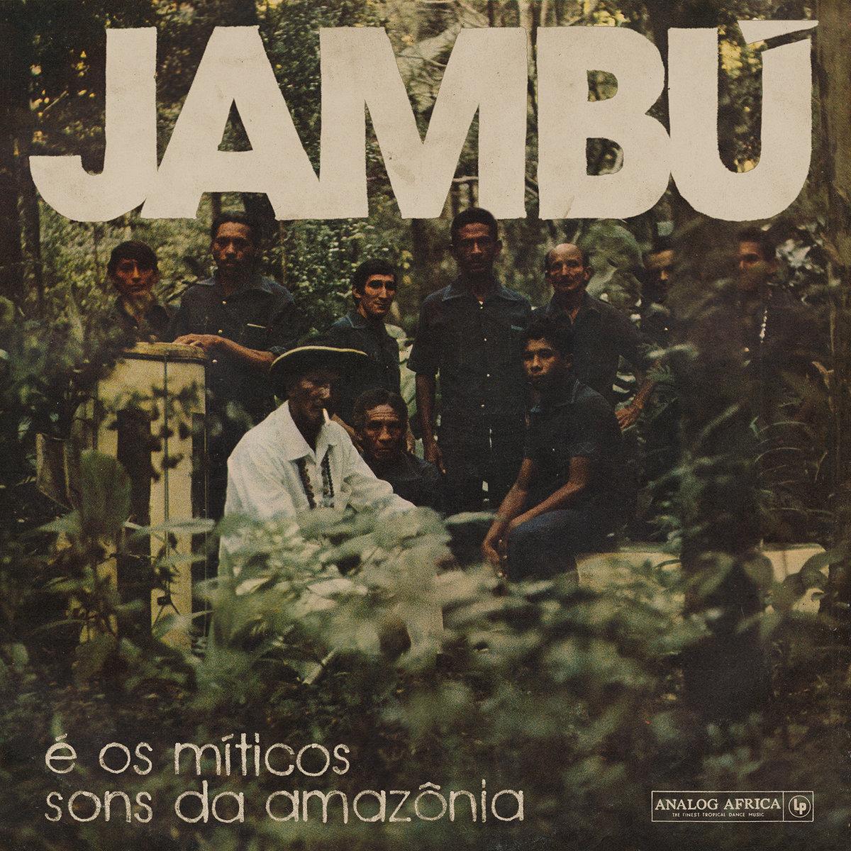 VARIOUS - Jamb? e Os M?ticos Sons Da Amaz?nia - LP x 2