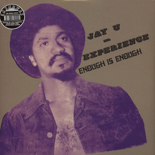 JAY-U EXPERIENCE - Enough is enough - LP