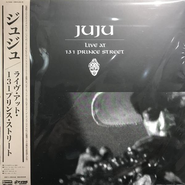 JUJU - Live at 131 Prince Street - LP