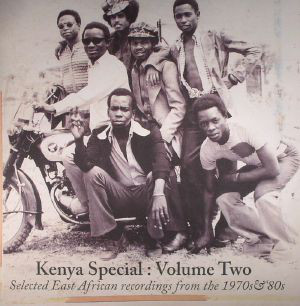 VARIOUS - Kenya Special Vol.2 - LP Box Set