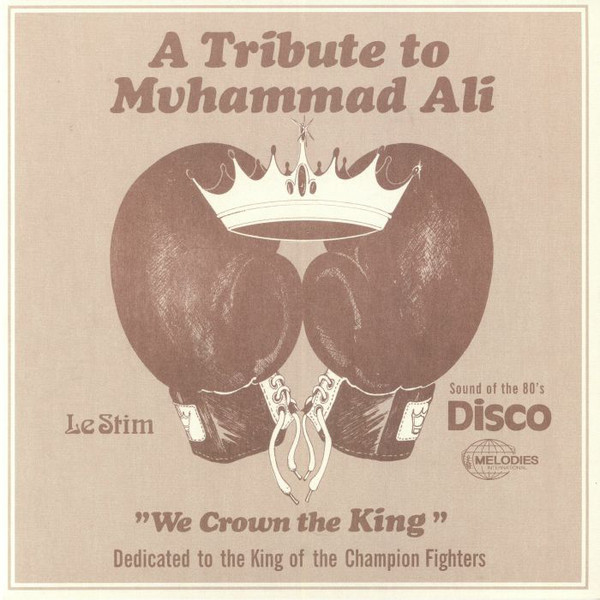 LE STIM - A tribute to Muhammad Ali - 33T