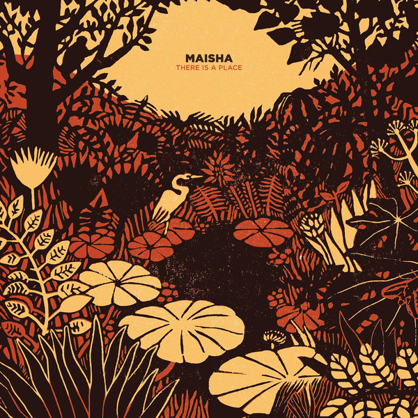 MAISHA - There is a place - LP