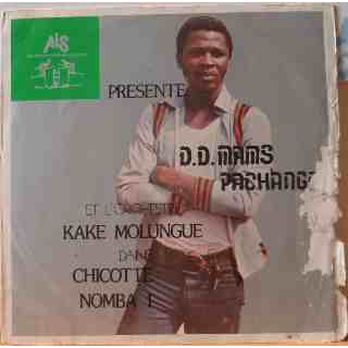 D.D. Mams Pachanga Chicotte nomba 1