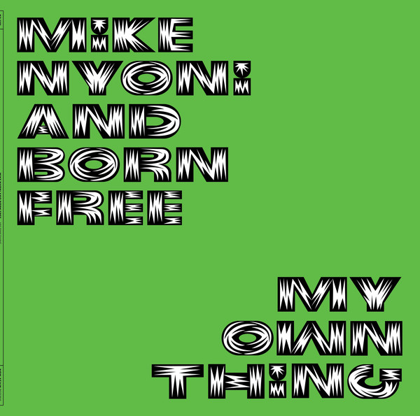 MIKE NYONI - My own thing - LP