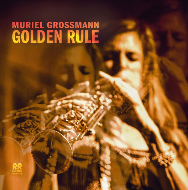 MURIEL GROSSMANN - Golden rule - LP x 2