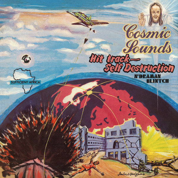 N'DRAMAN BLINTCH - Cosmic sounds - LP