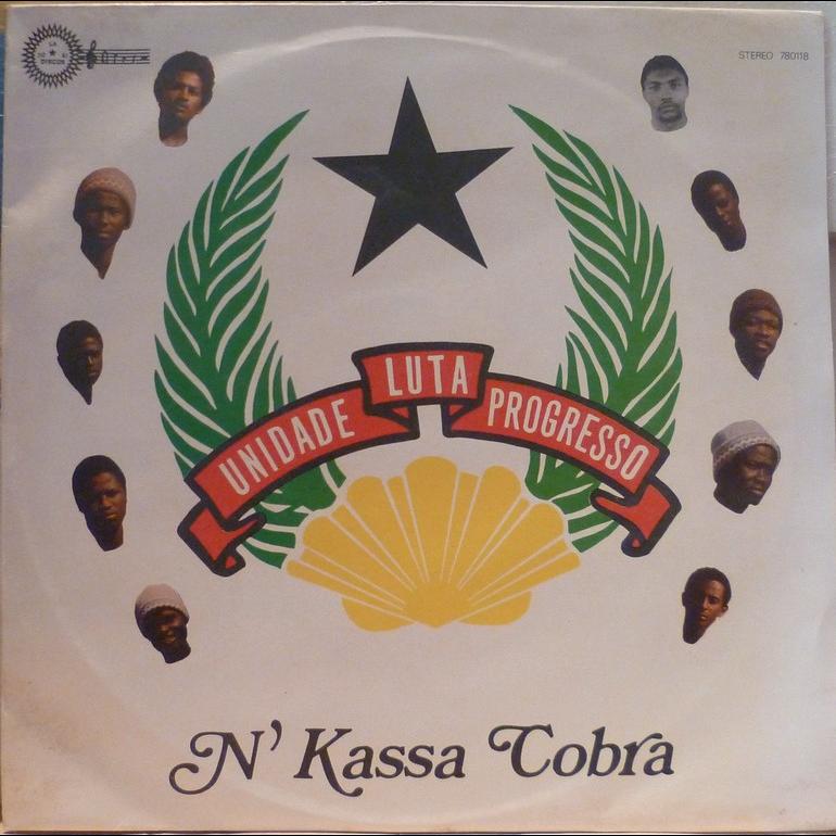 N'Kassa Cobra Unidade luta progresso