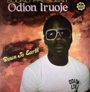 ODION IRUOJE - Down to earth - LP