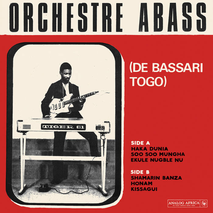 ORCHESTRE ABASS - Same - LP