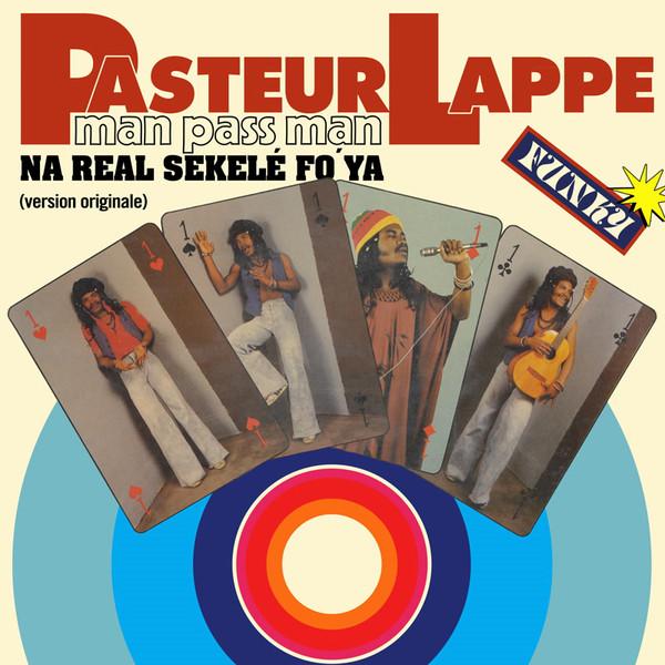 Pasteur Lappe Man pass man