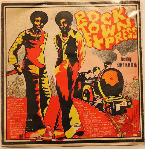 Rock Town Express Funky makossa
