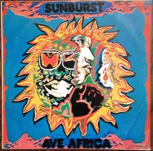 SUNBURST - Ave Africa - LP x 2