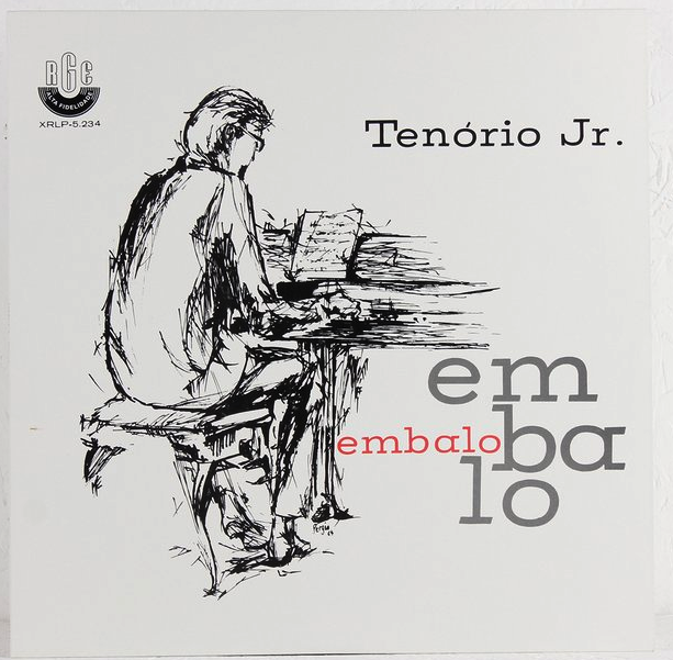 TENORIO JR - Embalo - LP
