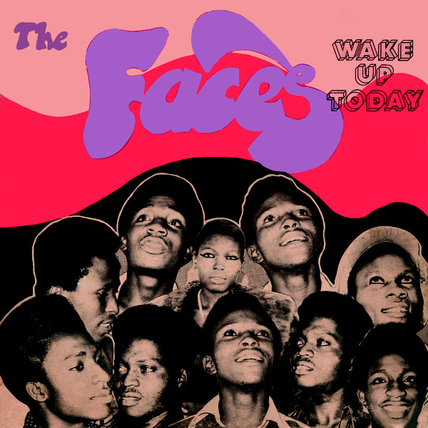 THE FACES - Wake up today - LP