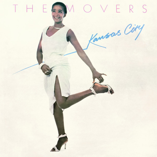 THE MOVERS - Kansas City - LP