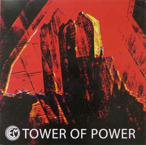 VARIOUS - Tower of power - LP