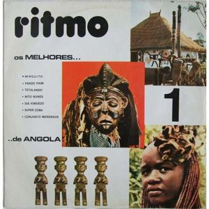 VARIOUS - Ritmo os melhores de Angola - LP