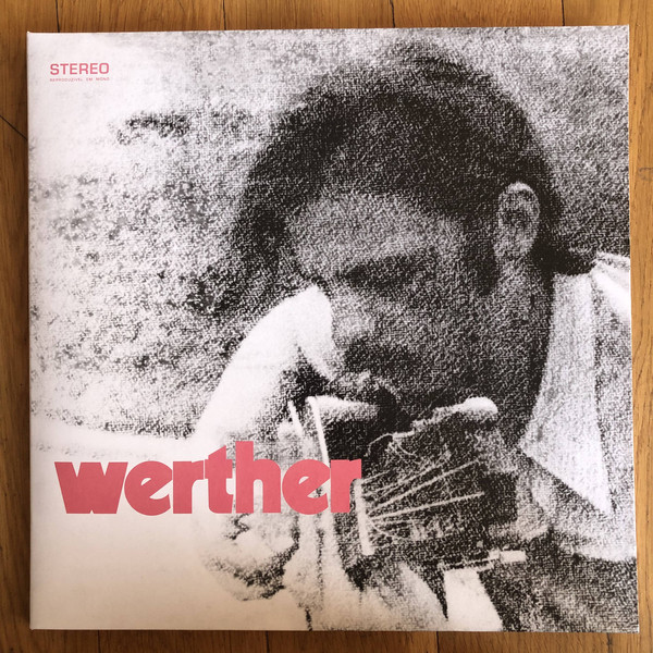 WERTHER - Same - LP