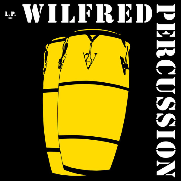 WILFRED PERCUSSION - Same - LP