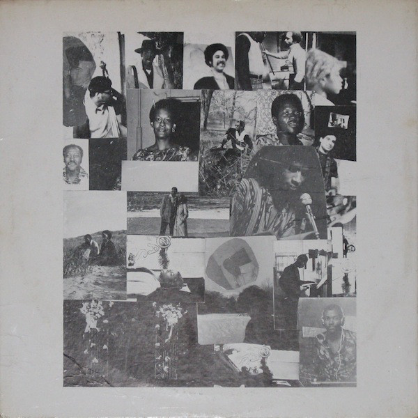 THE WORLD'S EXPERIENCE ORCHESTRA - The beginning of a new birth - LP x 2