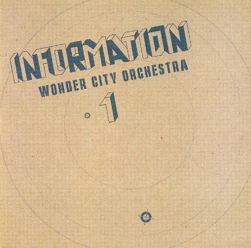 WONDER CITY ORCHESTRA - Information - 33T