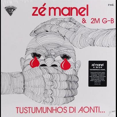 ZE MANEL & 2M G-B - Tustumunhos Di Aonti - LP