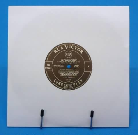 SOUS POCHETTE PAPIER BLANCHE POUR 25CM - AVEC 2 TR - 10 x SOUS POCHETTE PAPIER BLANCHE pour 25cm - Avec 2 trous. Bords droits - 100 gr