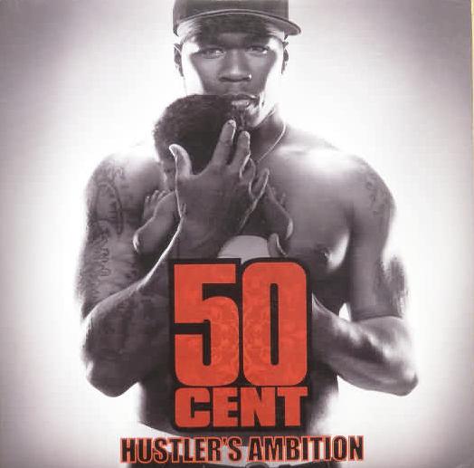 50 CENT - Hustler's Ambition - CD single