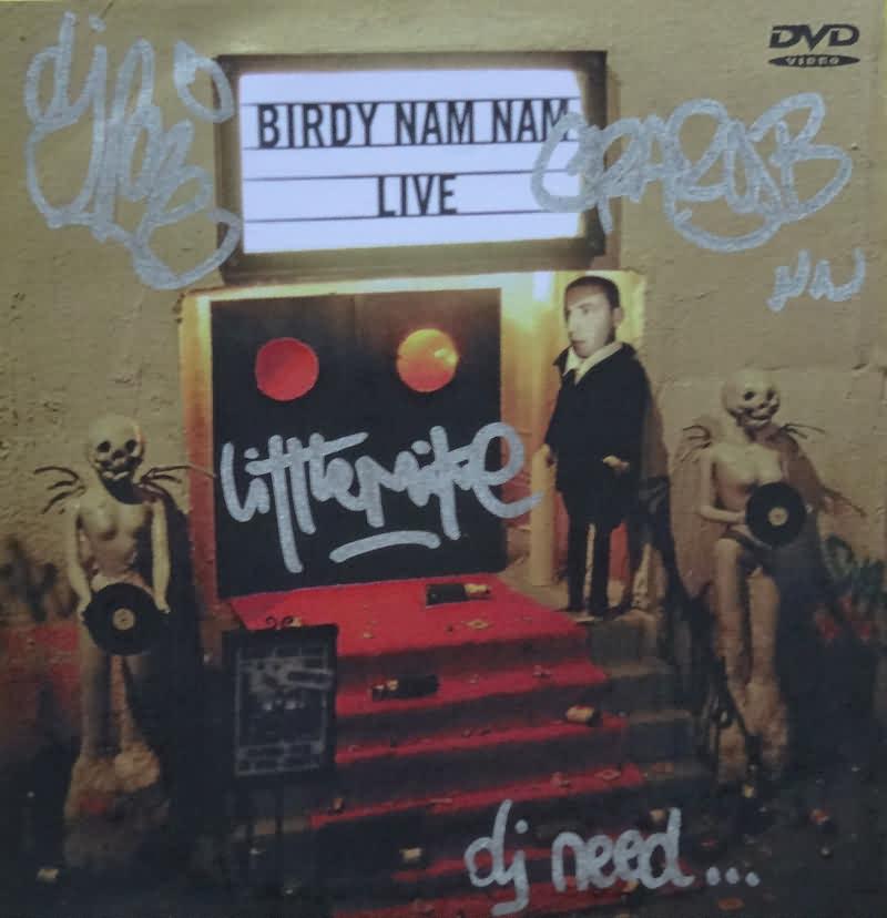 BIRDY NAM NAM - Live - Blu-ray Disc