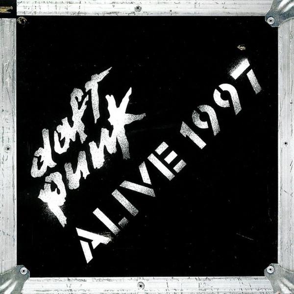 DAFT PUNK - Alive 1997 - LP