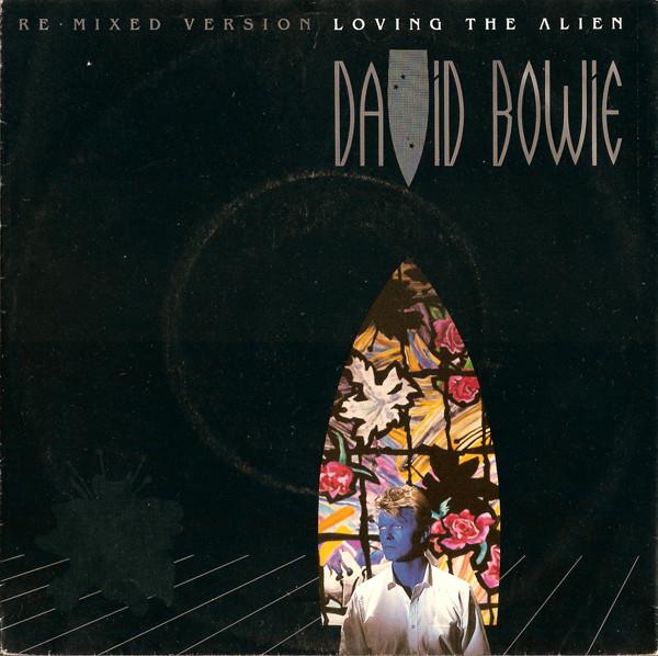 david bowie loving the alien - remix