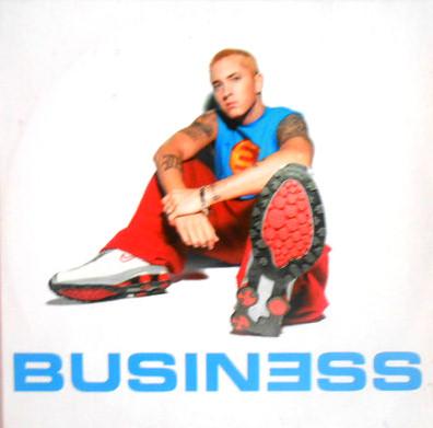 EMINEM - Business - CD single