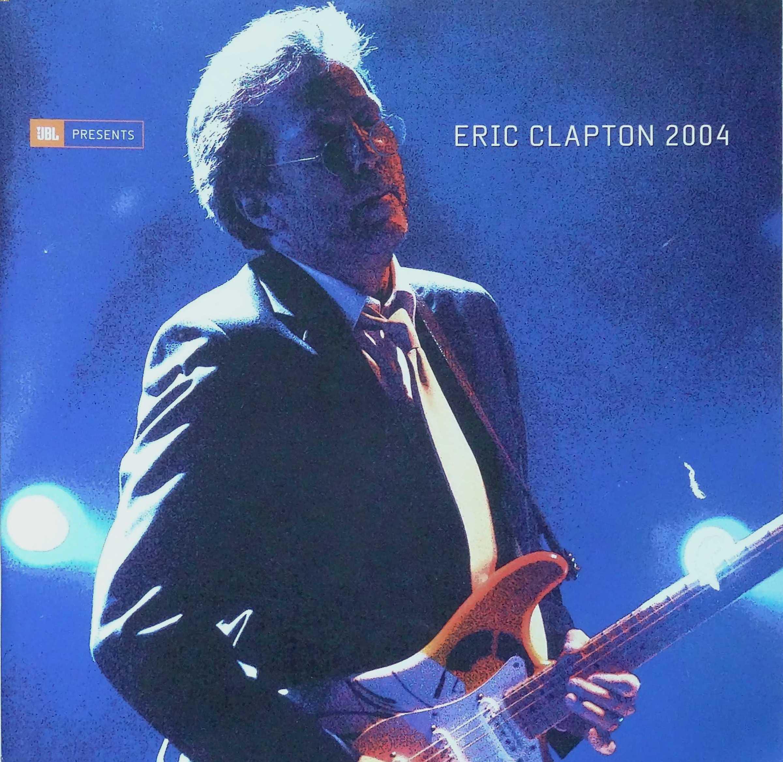 ERIC CLAPTON - World Tour 1994 - Sheet