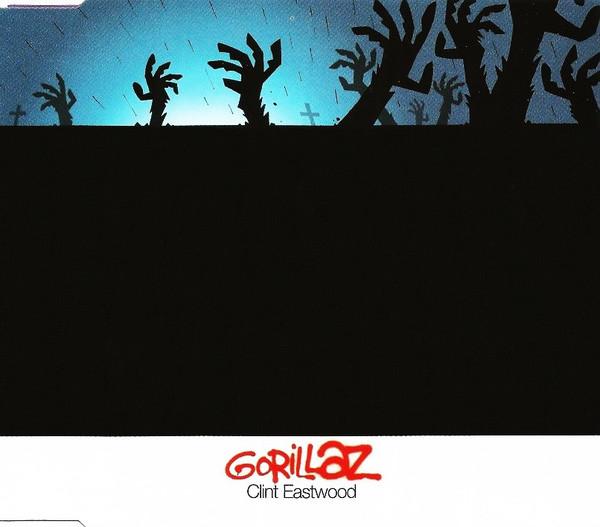 GORILLAZ - Clint Eastwood - CD Maxi