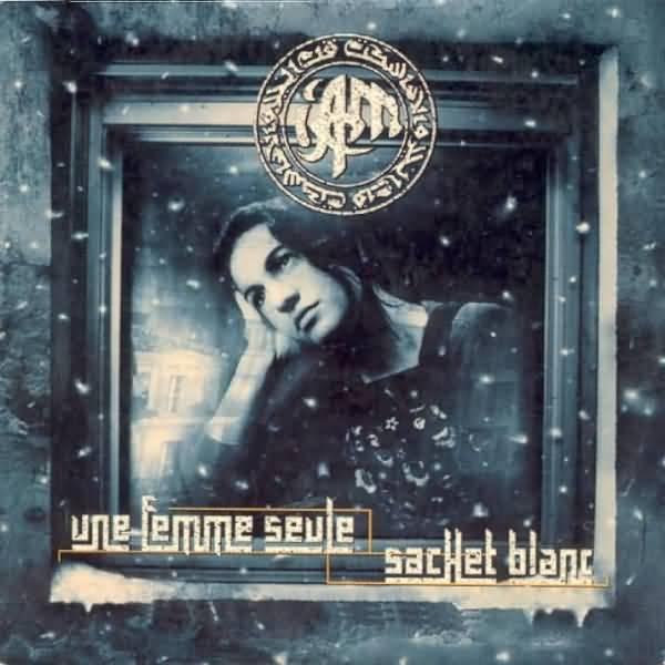IAM - Une femme seule / Sachet blanc - CD Maxi