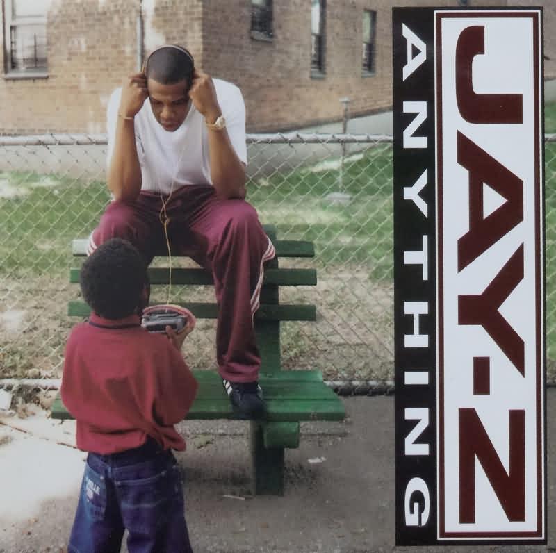 JAY-Z - Anything - CD single