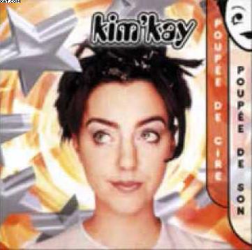 KIM KAY - Poupée de Cire - CD single