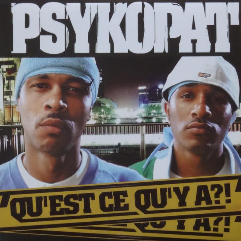 PSYKOPAT - Qu'est ce qu'y a - Blu-ray Disc