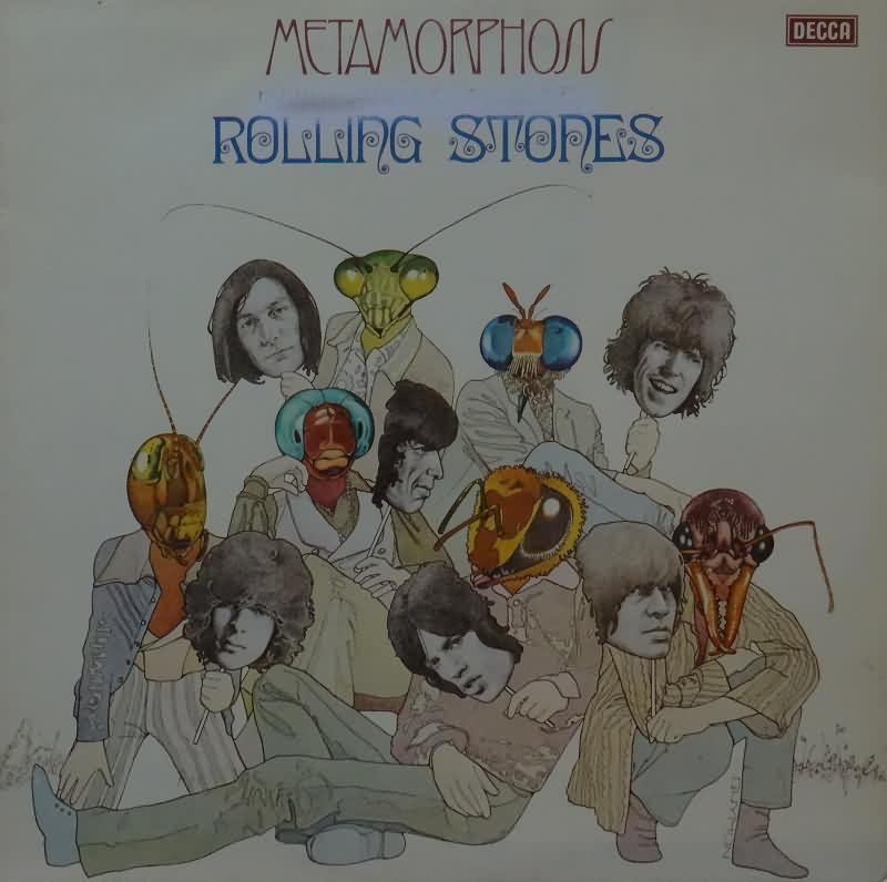 rolling stones metamorphosis